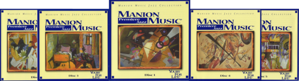 Manion Music: Premiere Jazz Collection