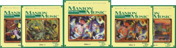 Manion Music: Encore Jazz Collection